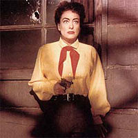 Joan Crawford, LGBT Icon, in Johnny Guitar