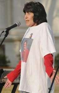 Vickie Saltsman, Billy Jack Gaither's Sister