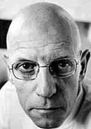 Michel Foucault, French 20th c. philosopher