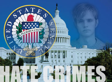 Senate hate crimes