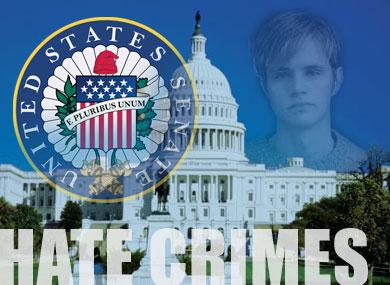 Senate hate crimes