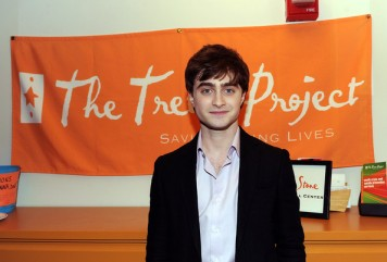 Harry Potter Stands Up for Gay Rights, Won't You?