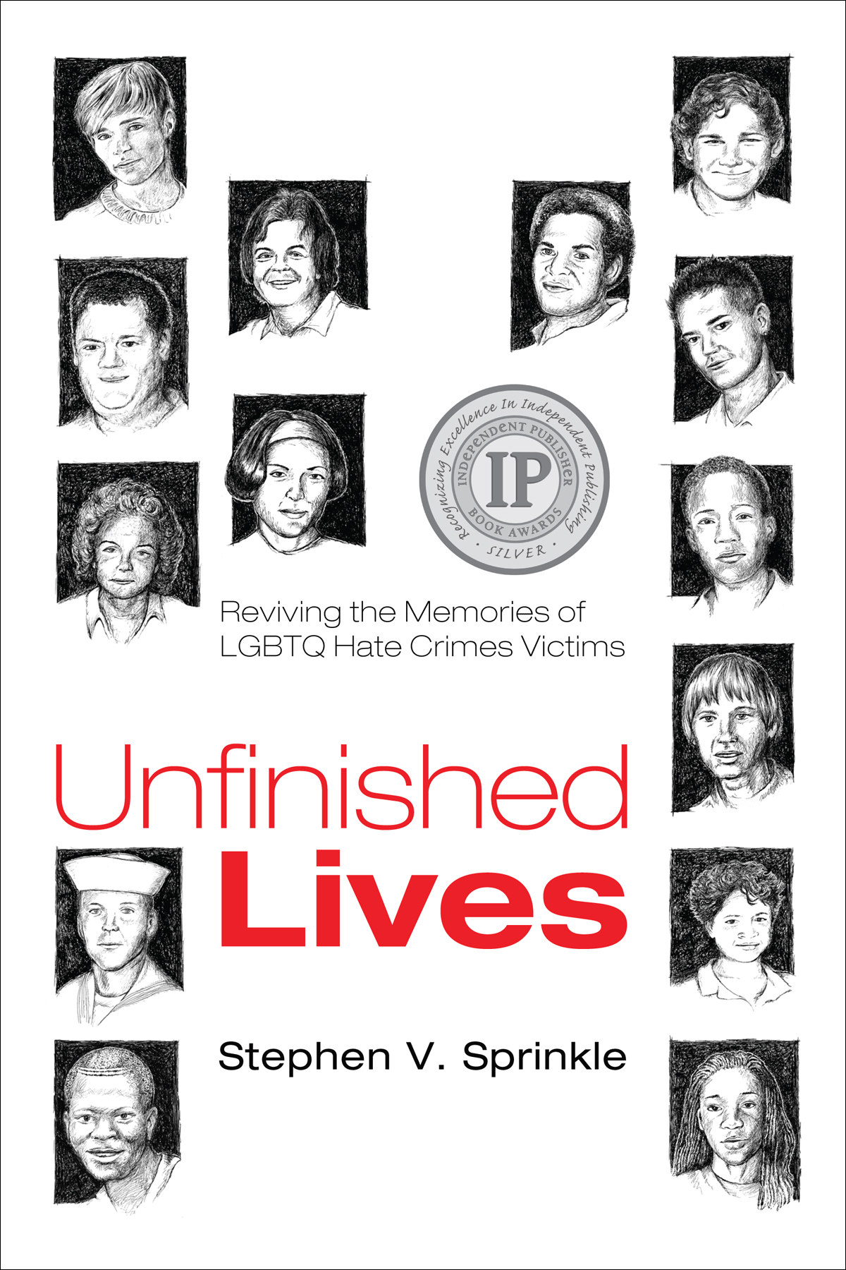 Unfinished Lives - Buy Now!