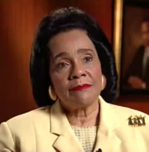 Mrs. Coretta Scott King [Equality Matters image]