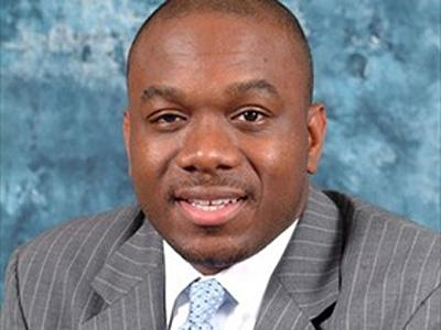 Marco McMillian, 34, murdered gay candidate for mayor.