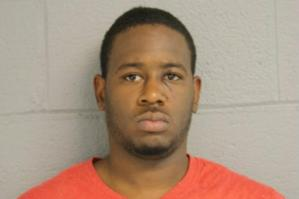 Terry Glover, 24, charged with anti-lesbian hate crimes and robbery in West Side Chicago neighborhood [Chicago PD photo].