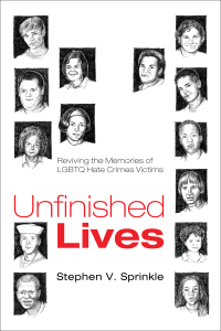 Sprinkle Unfinished Lives book cover_150dpi