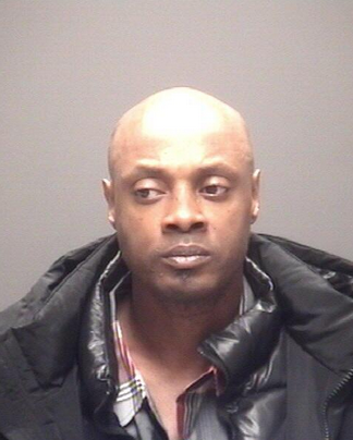 James Cosby, father of  murdered lesbian Britney Cosby, and suspect in her murder along with her spouse, Crystal Jackson.