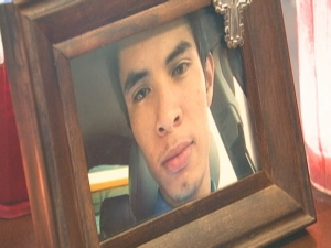 Juan Ceballos, 20, gunned down because he was bisexual [KESQ photo].