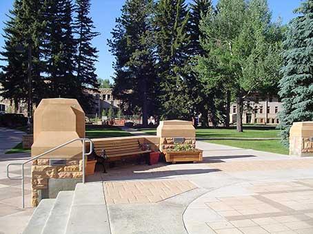 UWY Shepard bench