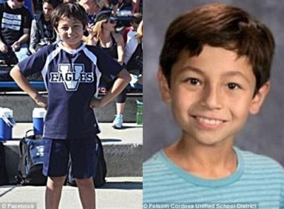 "Ronin Shimizu, 12, fell victim to bullying for being a ""fag"": the only boy on his middle school cheerleading squad."
