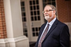The Rev. Dr. Stephen V. Sprinkle, Professor of Practical Theology, Brite Divinity School, Fort Worth, Texas
